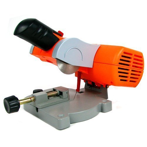 High Speed Mini Cutter Säge Fliesensäge Cut-off Saw Stahl Klinge für DIY cutting Metal Holz Plastik Stahl Schneiden mit Adjust Miter Gauge -