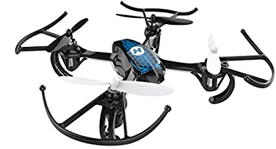 Holy Stone HS170 Predator Mini RC Helicopter Drone 2.4Ghz 6-Axis Gyro 4 Channels Quadcopter Good Choice for Drone Training by Holy Stone