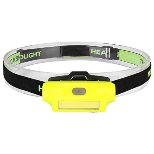 Asolym Scheinwerfer USB Mini Outdoor BBQ Camping Scheinwerfer COB Outdoor Scheinwerfer 180 ° drehen, um den gewünschten Beleuchtungsmodus einzustellen