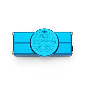 ALO Audio L'?le 192kHz/24bit transmission de la balance petit DAC correspondant avec amplificateur de casque bleu ALO-2262 (Japon importation)