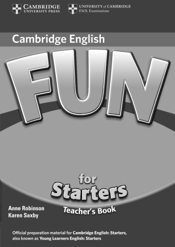 Fun for Starters Student's Book by Anne Robinson (2010-02-26)