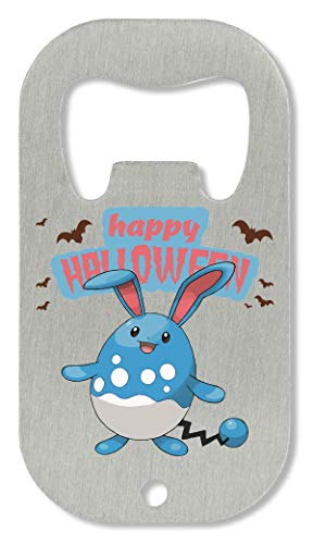 OpenWorld Azumarill Happy Halloween Pokemons Anime Osom Bat Flaschenöffner