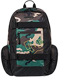DC Shoes The Breed Cartella, 48 cm, 26 liters, Verde (Camo)