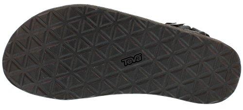 Teva Original Universal Lux M's, Sandales sport et outdoor homme Noir - Schwarz (513 black)