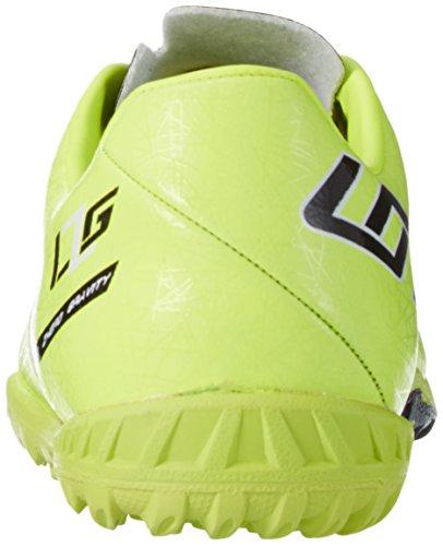 Lotto Unisex Baby Lzg Viii 700 Tf Jr Fußballschuhe Gelb / Schwarz (Saf Ylw / Blk)