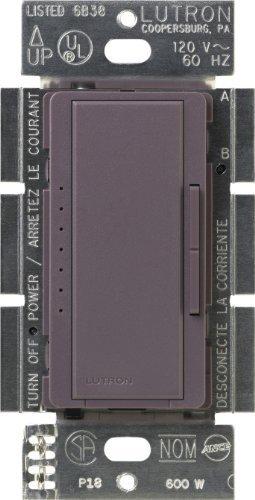 Lutron MACL-153M-PL Maestro 150-Watt Multi-Location CFL/LED Digital Dimmer by Lutron - Lutron Dimmer