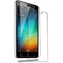 utmury Xiaomi Redmi Note 3–Protector de pantalla, vidrio de la pantalla beschützer para Xiaomi Redmi Note 39H Protector de pantalla [ultrafina] antirreflejos y antiarañazos HD Clear (2unidades)