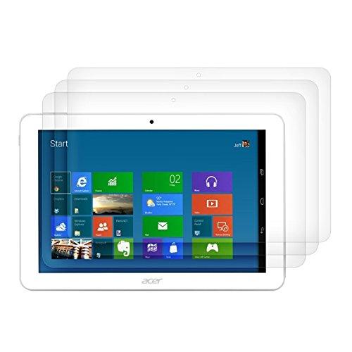 3x ELTD Qualità premium Pellicola Protettiva Schermo per Lenovo Tab 2 A10-70, HD Clear
