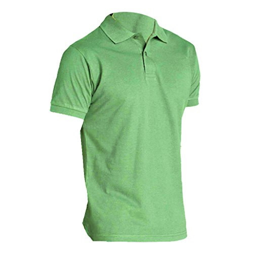 SOLS Mens Perfect Pique Polo-Shirt, Kurzarm Weiß
