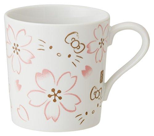 Hello Kitty Mug Tasse Sakura Fleurs de Cerisier 330ml CAMG1