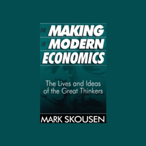 The Making of Modern Economics  Audiolibri