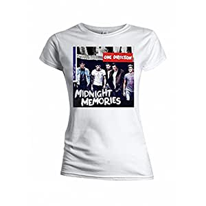 One Direction - Girl-Shirt Midnight Memories (in L)