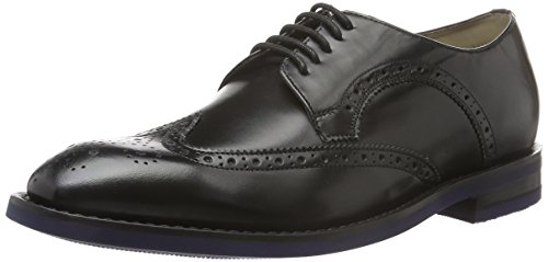 Clarks Swinley Limit, Oxfords Homme Noir (Black)