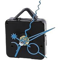 SODIAL(R) Mecanismo Maquinaria de Cuarzo + Agujas Reloj Relojero