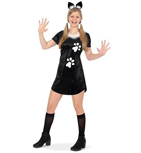 Kostüm Katze Teenager - Kinderkostüm