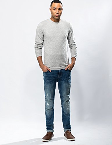 ONLY & SONS - Pull - Homme Gris