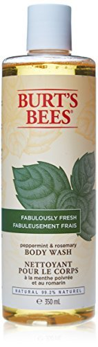 burts-bees-peppermint-and-rosemary-body-wash-350ml-by-burts-bees