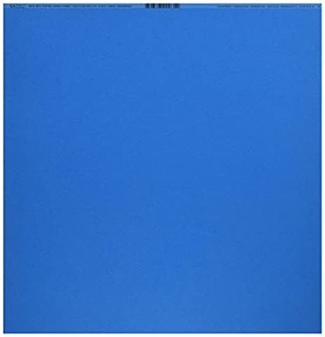 Bazzill Bazzill Smoothies Cardstock 12-inch x 12-inch-Blue Raspberry (Pack of 25)