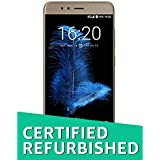 (Certified REFURBISHED) Infocus Turbo 5 (Glittering Gold, 32GB)