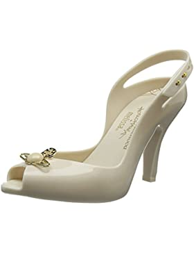 VIVIENNE WESTWOOD AND MELISSA Damen Vw Lady Dragon 18 Sling Backs