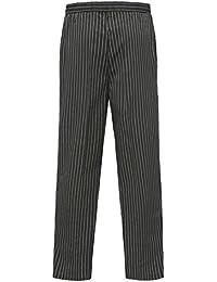 6a9f5857445 Amazon.es: Pantalones de cocinero - Hostelería: Ropa