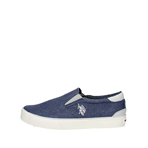 U.s. Polo Assn GALAN4107S7/TY1 Slip-on Chaussures Homme Jeans
