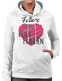 Coto7 Future Mrs Benji Madden Women s Hooded Sweatshirt 507f237376b54