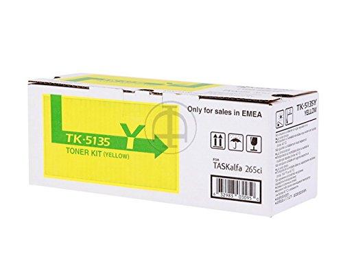 Preisvergleich Produktbild Kyocera Toner TK5135Y 1T02PAAANL0, gelb