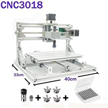 Beauty Star CNC DIY Router 3018 GRBL Engraving Machine, Working Area 300*180*