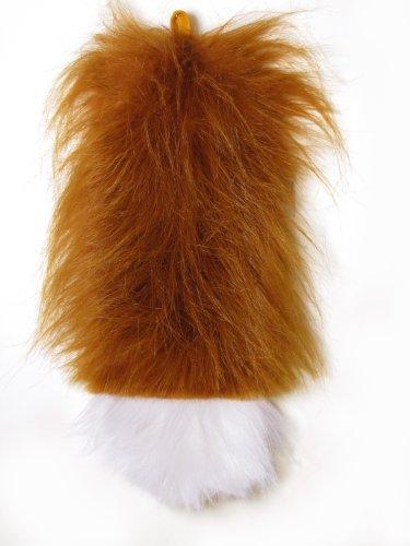 Faschingskostüm Fuchs Schwanz Karneval Kostüm Fuchs für Kinder Herren Männer Frauen Festtage Geschenk (Fuchs Kostüme Kind)