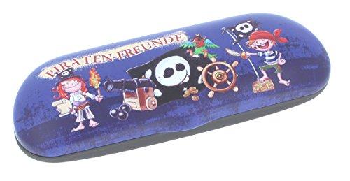 Brillenetui für Kinder 'Piratenfreunde - 19'