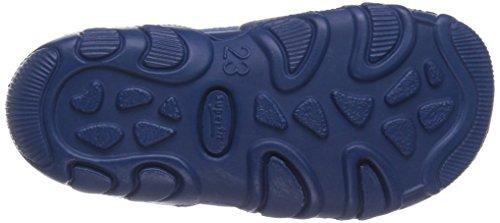 Superfit ROCKY, Scarpe primi passi bambini Blu (Blau (DENIM KOMBI 94))