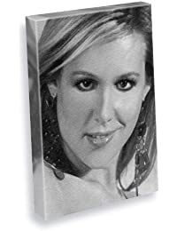 ABI TITMUSS - Canvas Print (A5 - Signed by the Artist) #js001