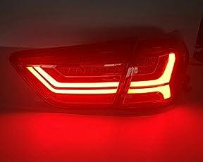 xride Hyundai Creta Led Matrix Tail Lamp Model 2014 To 2018