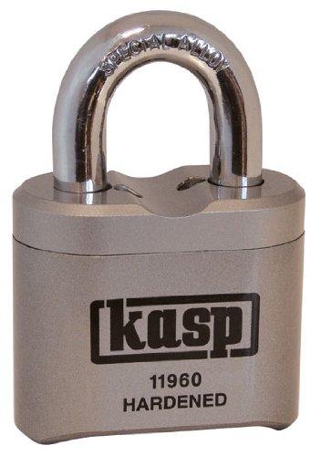 Kasp K11960D - Candado de combinación de alta seguridad, de acero - 6