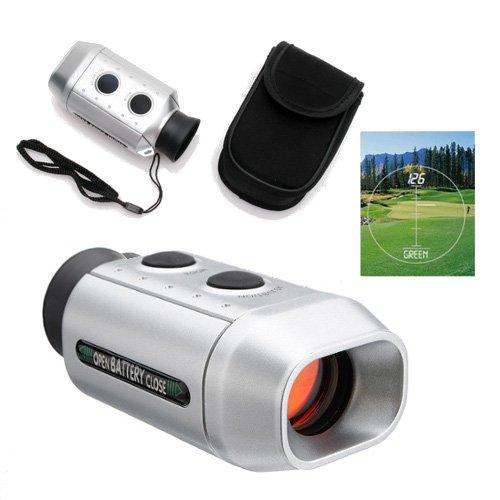 New Digital 7 x Golf Range Finder Scope Scope + Bag