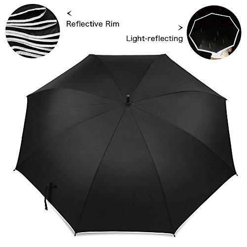 Zoom IMG-3 antivento golf ombrello oversize 62
