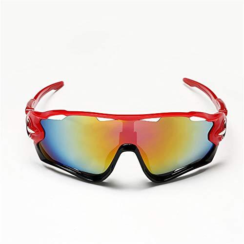 J-TUMIA Road Mountain Radfahren Brille Damen UV Outdoor Vr Brille Sonnenbrillen Radfahren Sport...