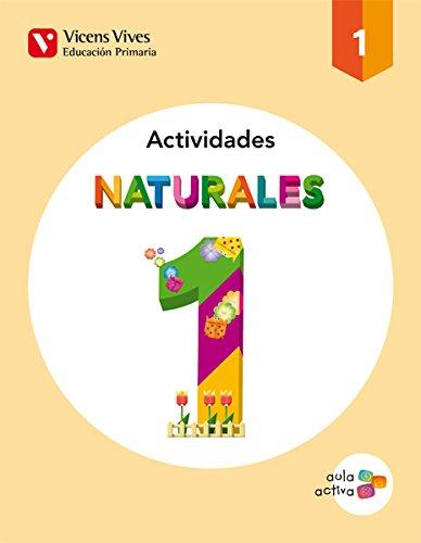 Naturales 1 Actividades (aula Activa) - 9788468220376
