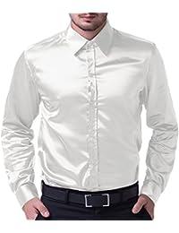 negozio online 1a044 f59c3 Amazon.it: camicia seta - 4121316031: Abbigliamento