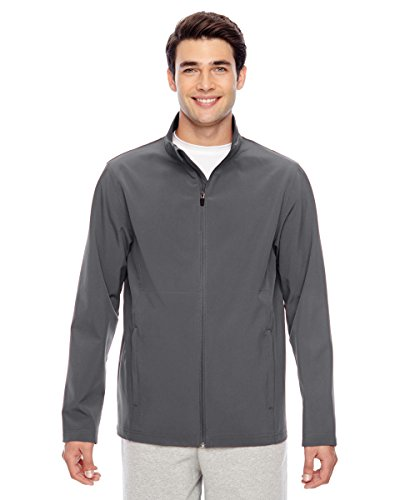 Team 365 TT80 Men's Leader Veste Softshell Gris - SPORT GRAPHITE