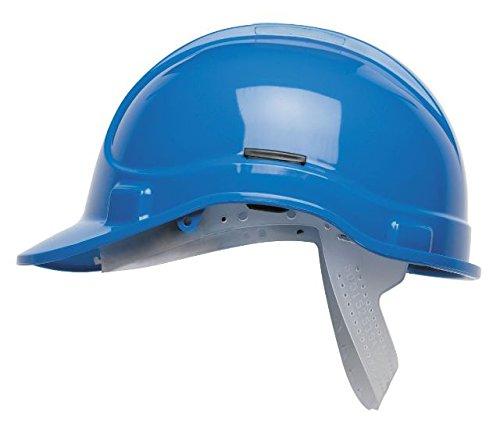 Scott Safety HC300/VB/NSB Safety Helmet Vented without Sweatband, Blue
