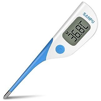 Termometro Orale : Termómetro clínico oral o axilar.