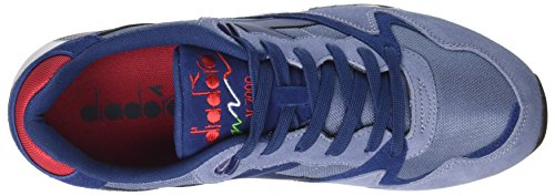 Diadora Herren V7000 NYL II Sneakers Blau (Infinity/estate Blue/ski Patro)