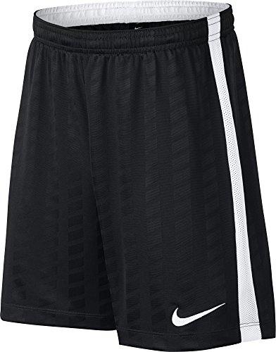Nike y acdmy jaq k - pantaloncini da bambini, nero (black/white / white/white), xl