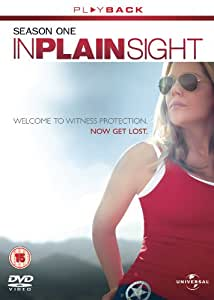 In Plain Sight - Season 1 - Complete [DVD]