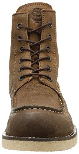 Monderer Design Silver, Chaussures montantes homme Marron