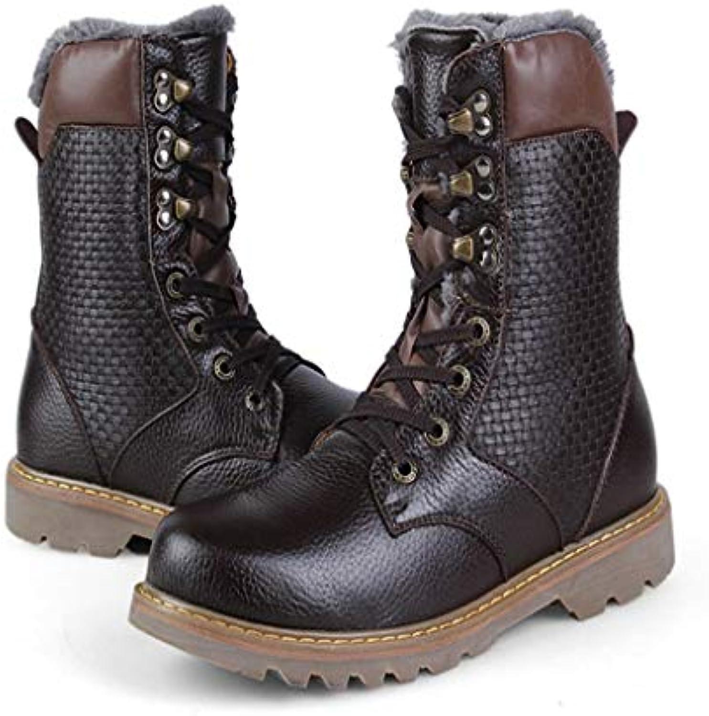 IDNG Scarpe da Basket Stivali Invernali da da da Uomo Stivali da Neve da Uomo per Uomo   Nuovo mercato  f24bbc
