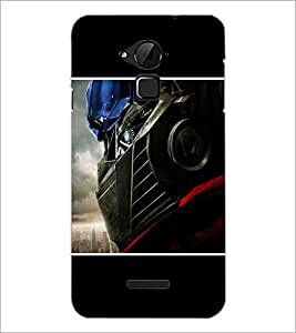 PrintDhaba Car D-1347 Back Case Cover for COOLPAD NOTE 3 LITE (Multi-Coloured)