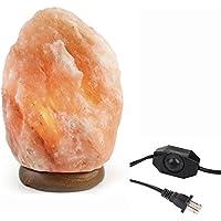 Sal del Himalaya de lámpara especial Bombilla de forma natural Adecuado para Home Office Himalaya de sal lámpara